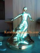 Nayanar football - runners throphy.JPG